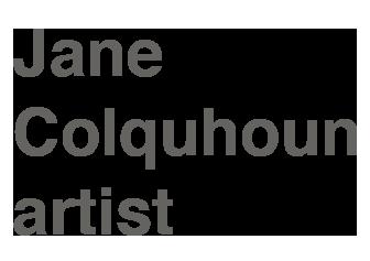 Jane Colquhoun Artist